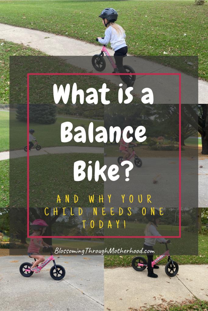 strider balance bike reivew