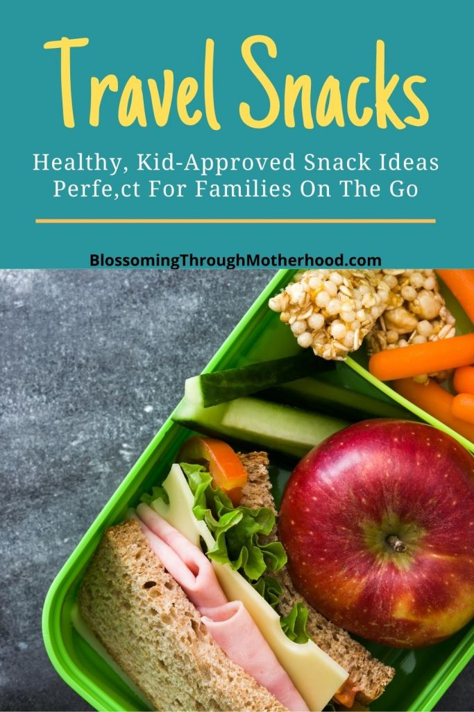 Healthy travel snacks for kids with allergies