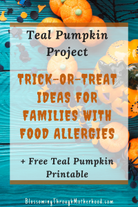 Trick or treat ideas for families with food allergies