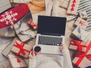 shop holiday deals for moms