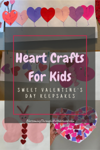 Valentine's Day Craft Keepsakes