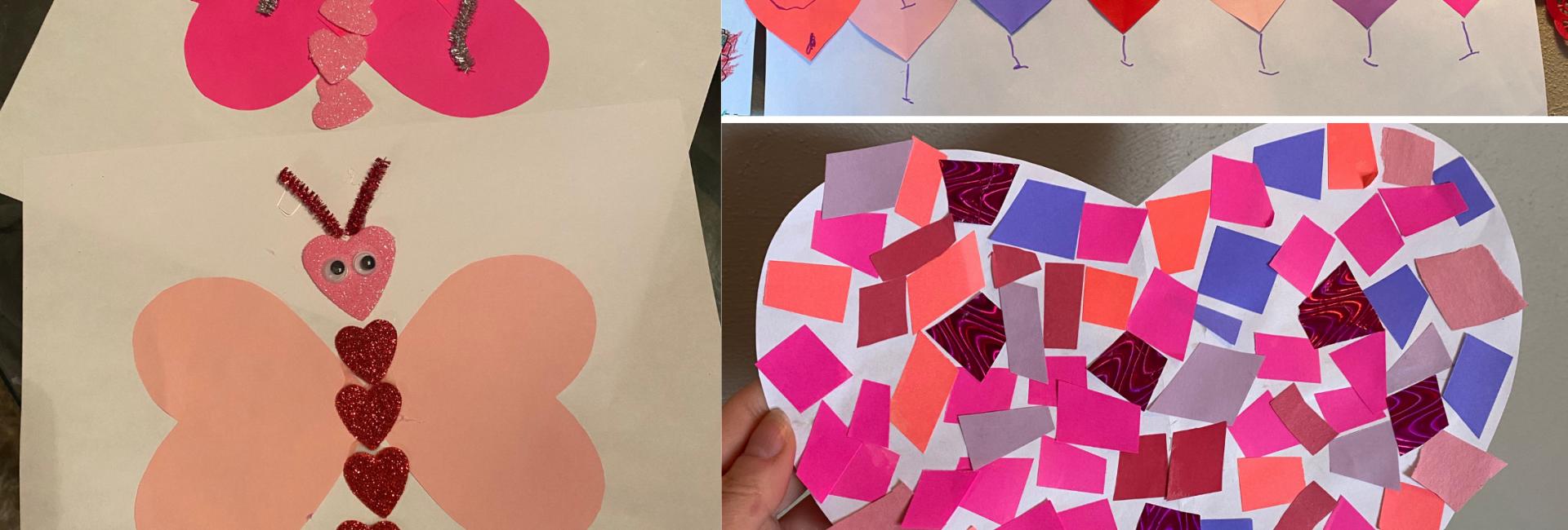 Heart Craft Ideas