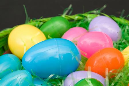 plastic easter egg filler ideas