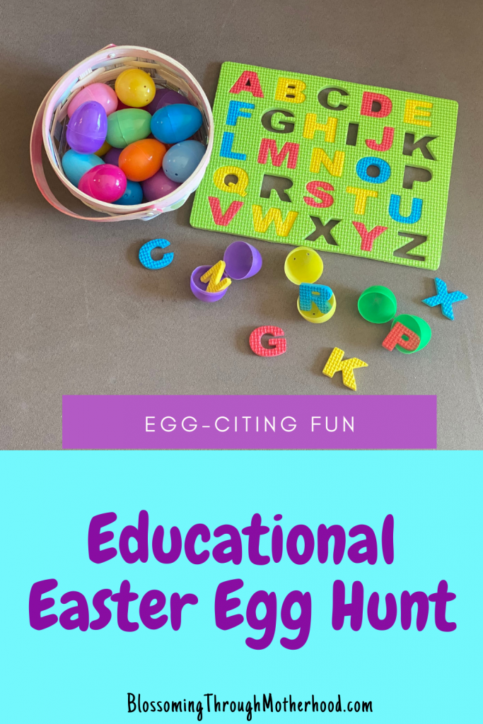 Easter Egg Hunt for Young Children